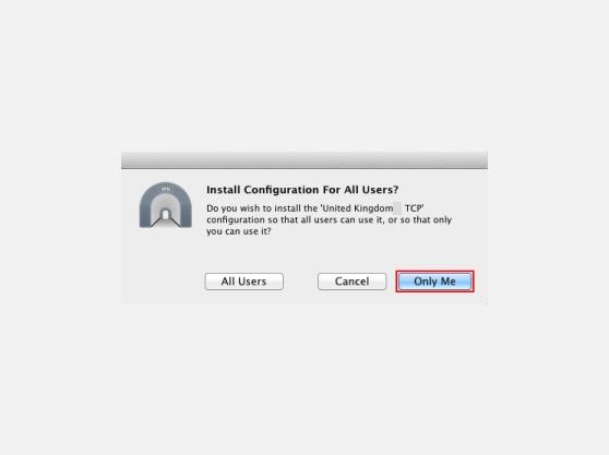 Mac OS X OpenVPN VPN tutorial | Tunnelblick setup
