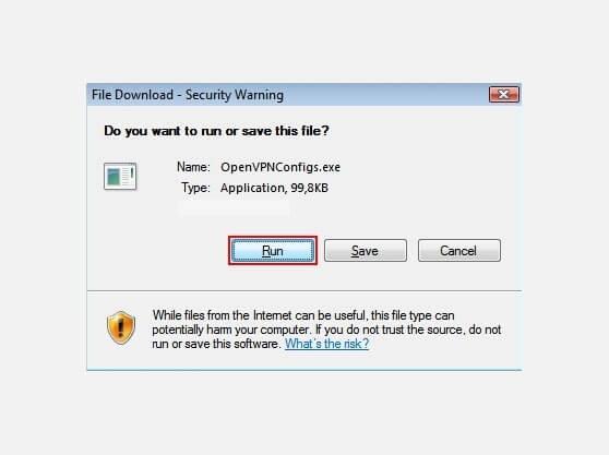 Configure OpenVPN VPN Windows 8 | OpenVPN Install