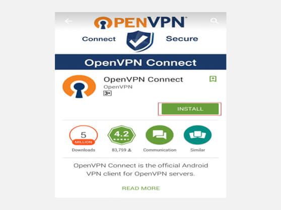 OpenVPN For Android Setup Guide | FinchVPN