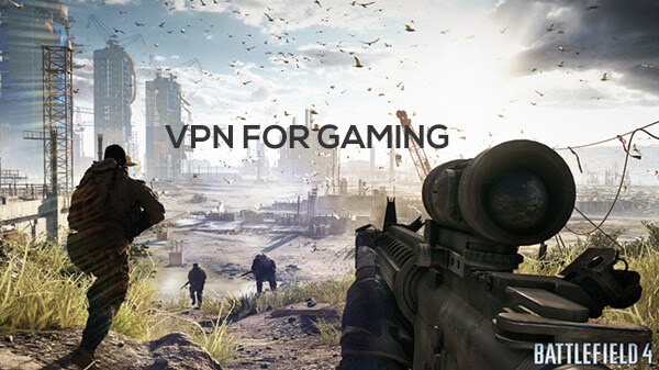 VPN for gaming is a must for pro