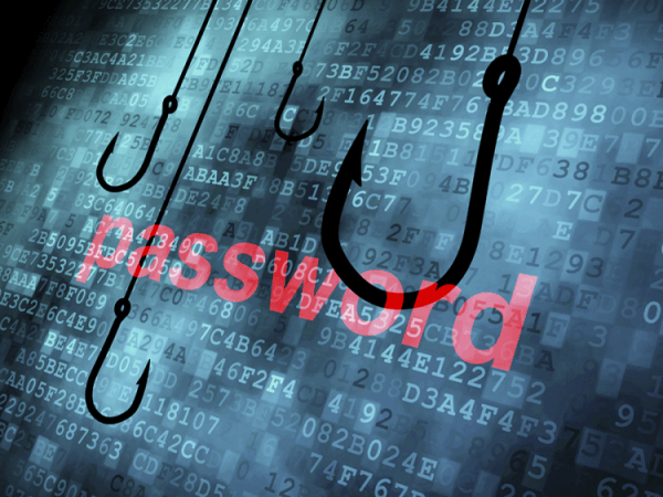 password fishing protection is encrypted VPN connection