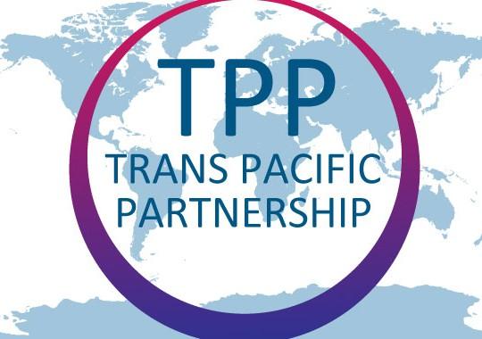 TPP surveillance spreads across the ocean