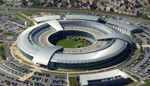 GCHQ headquarters Hacking user Networks