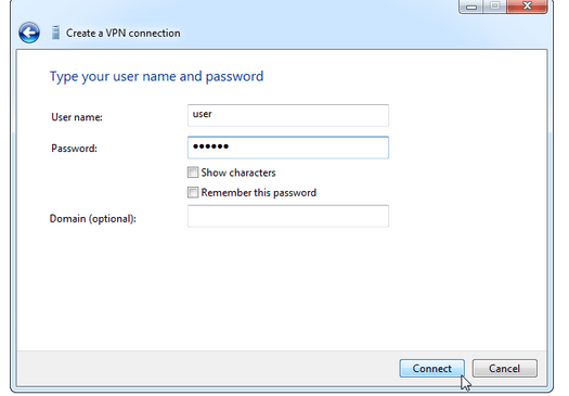 dodo internet how to set password on my connection