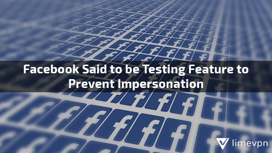 Facebook new feature for identifying fake or duplicate accounts