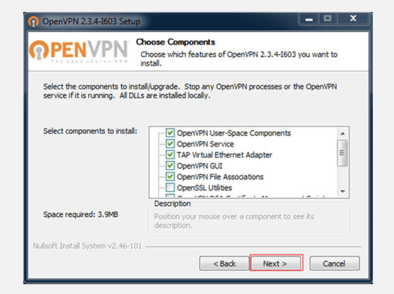 Setting up VPN on Windows 7 using OpenVPN Install