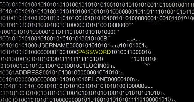cyber security password