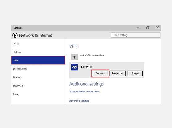 How to Create Windows 10 PPTP VPN