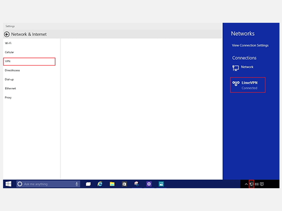 how to setup PPTP VPN for Windows 10