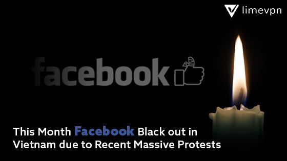 Facebook Block vietnam
