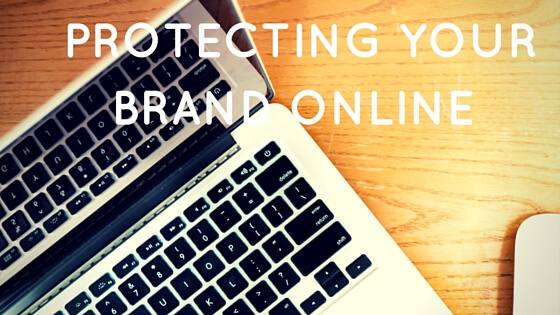 Protect your brand online