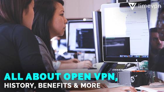 Open VPn history