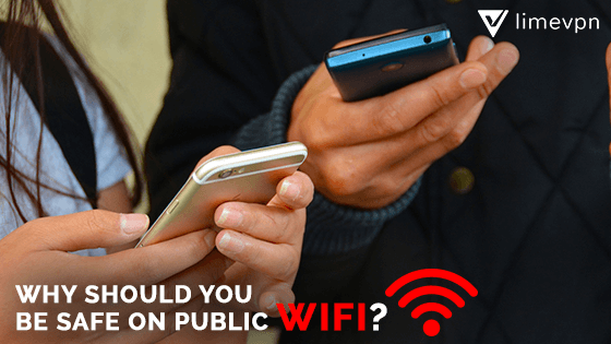 protect from open wifi