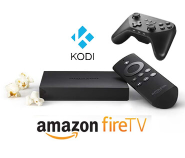 how to add kodi to amazon fire tv