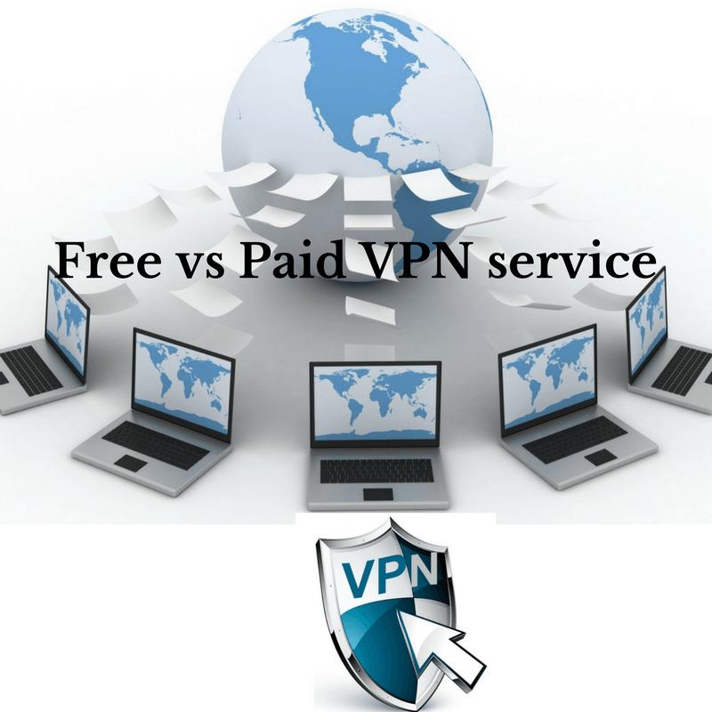 Free vs Paid VPN service 1