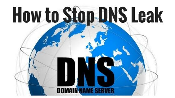 Stop DNS Leak