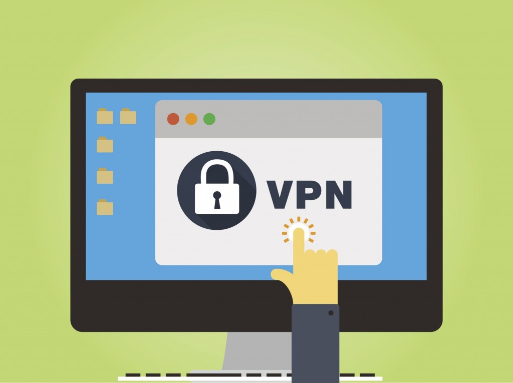 Protect with VPN