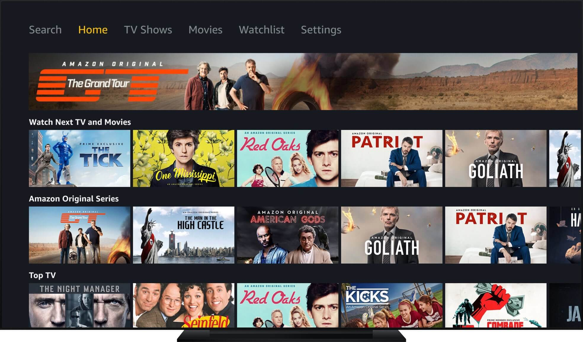 Amazon Prime – one of the best online movie streaming sites