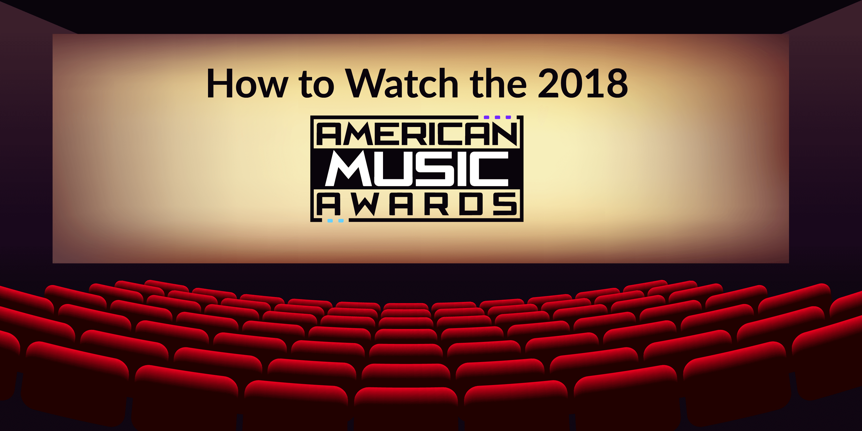 how to watch American Music Awards