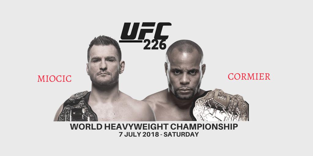 UFC 226 1