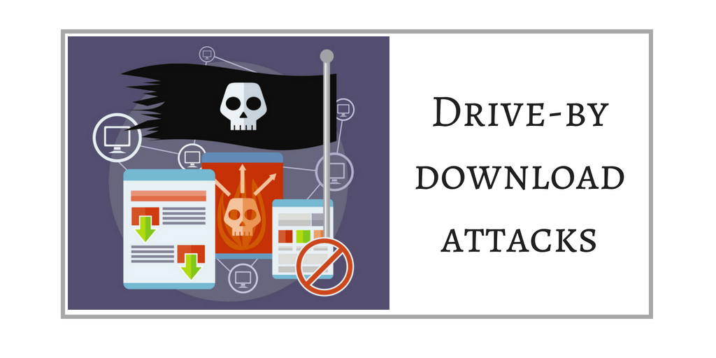 DRIVE BY DOWNLOAD ATTACKS