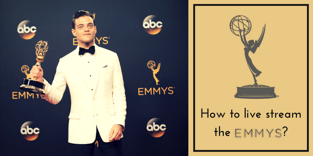 stream the Emmys 3