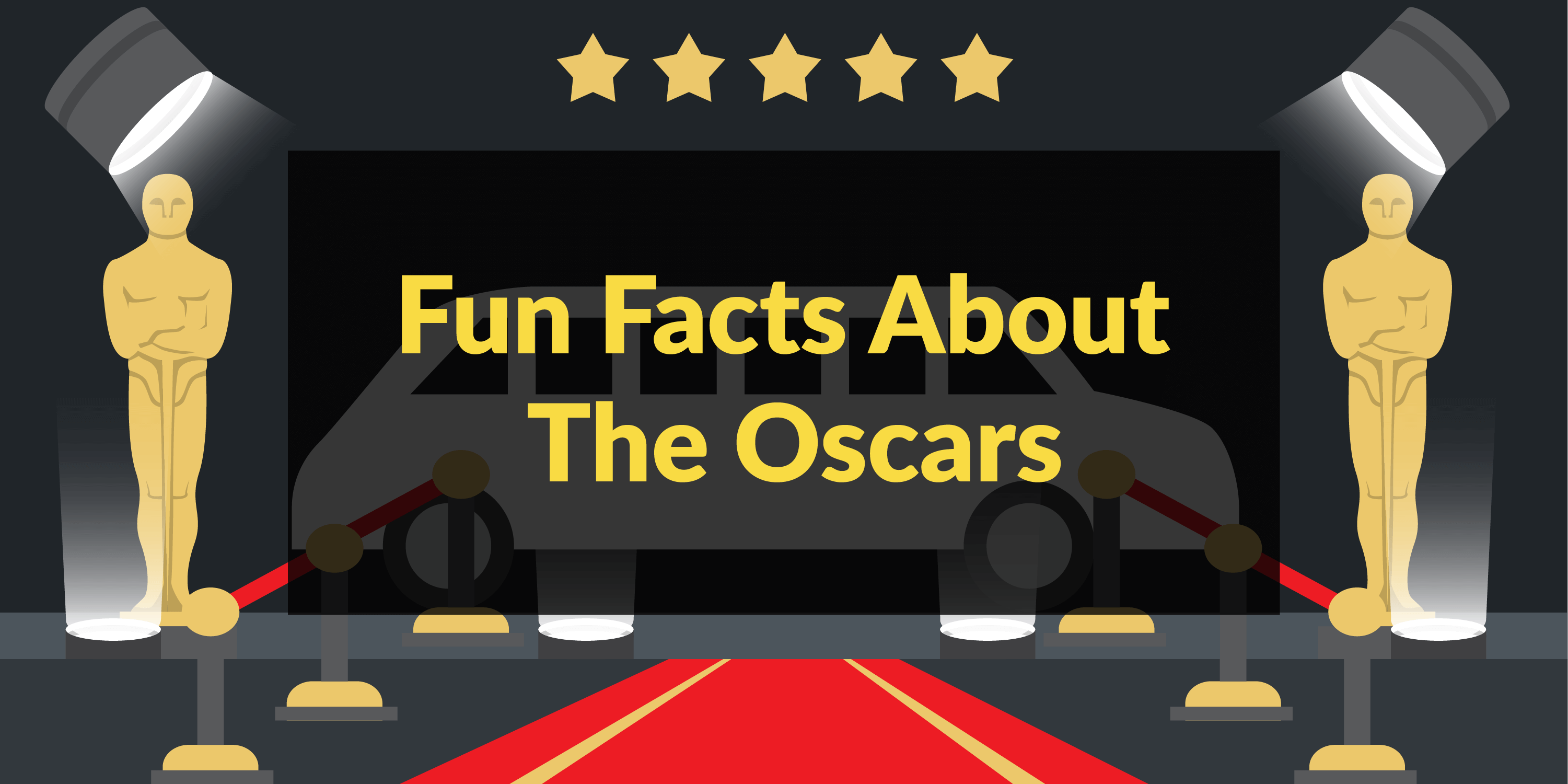 fun facts about the oscars
