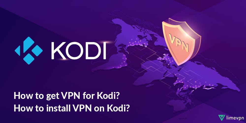 VPN on Kodi