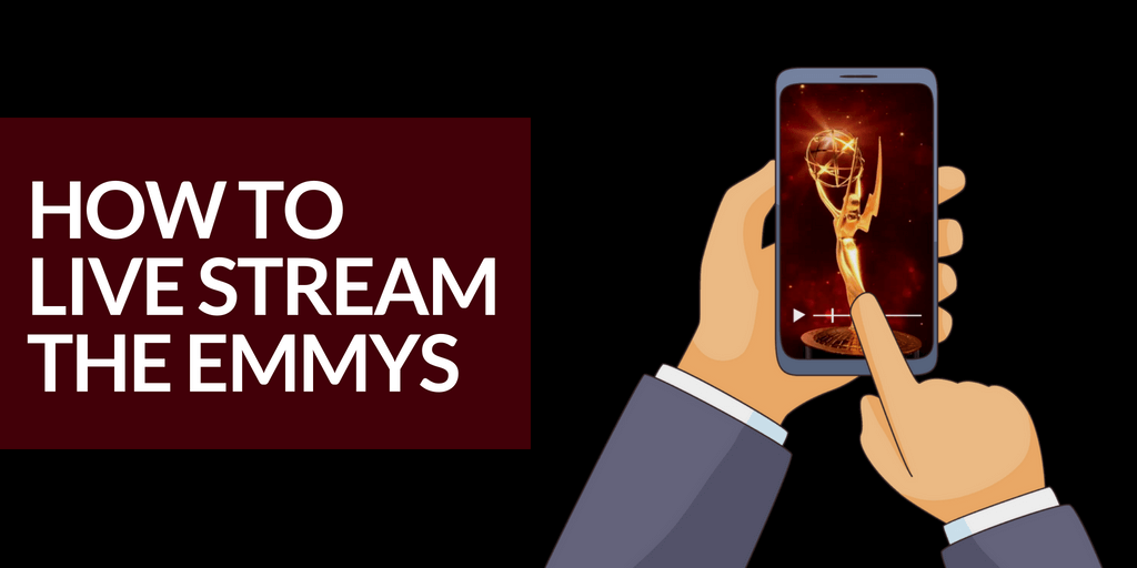 live stream the Emmys
