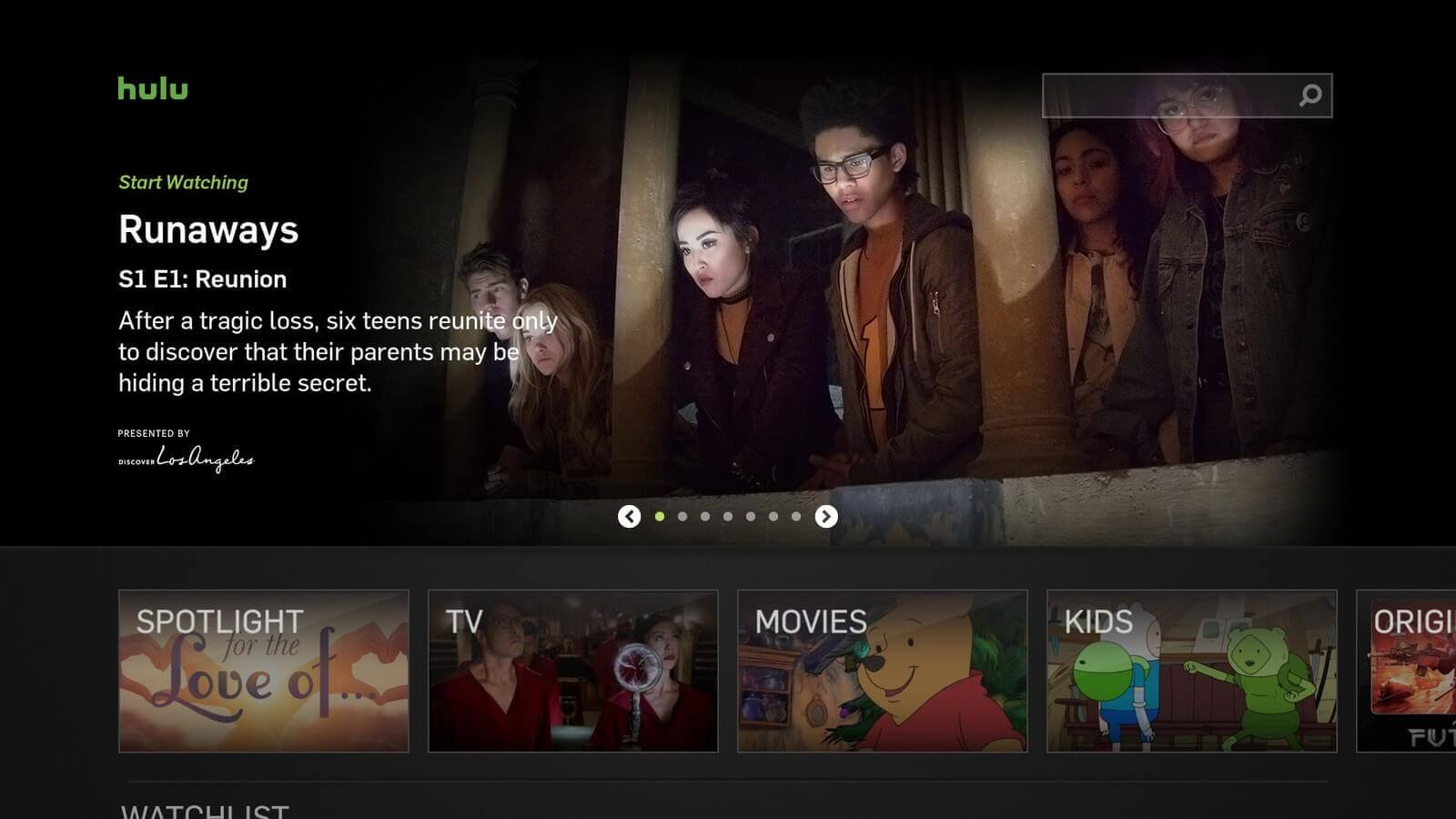 Hulu – good movie streaming website, but it is geo-restricted. Use VPN to unblock Hulu outside US
