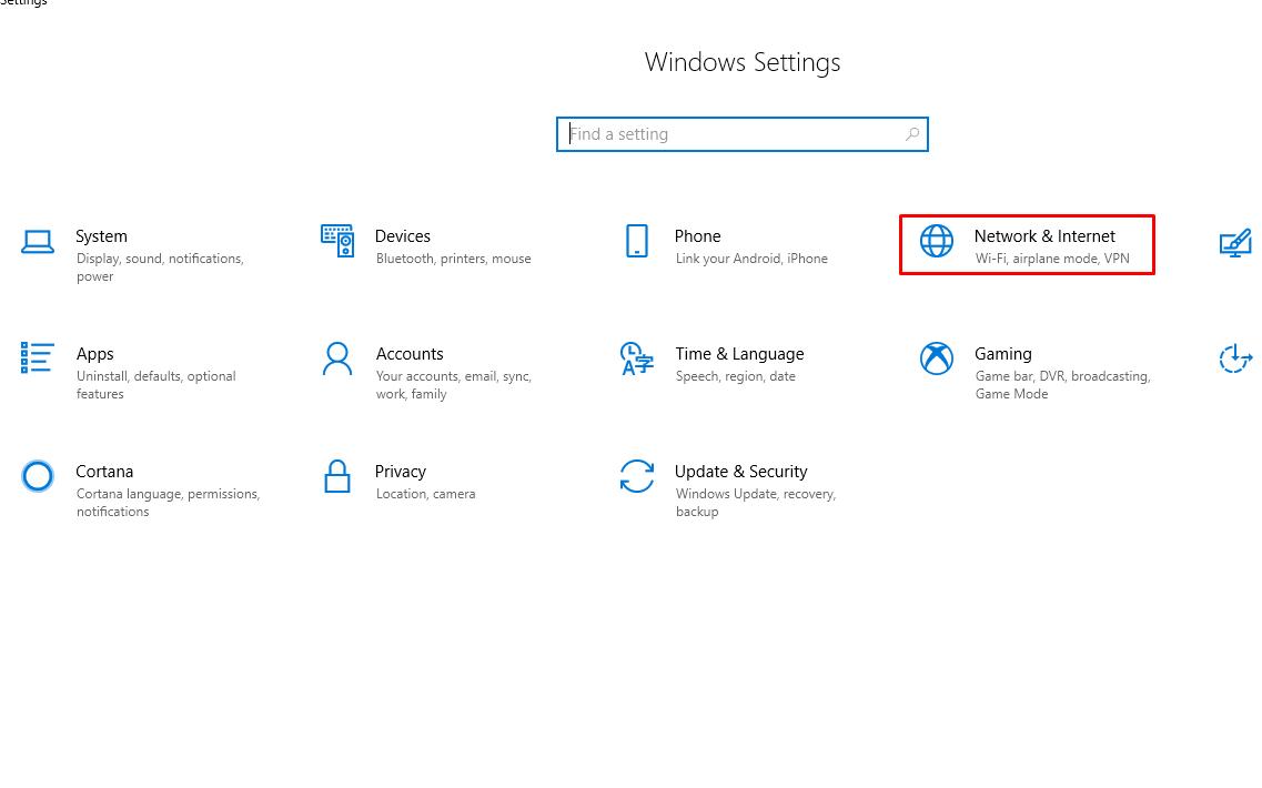 set VPN 2018 for beginners