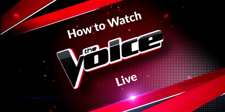 The Voice live