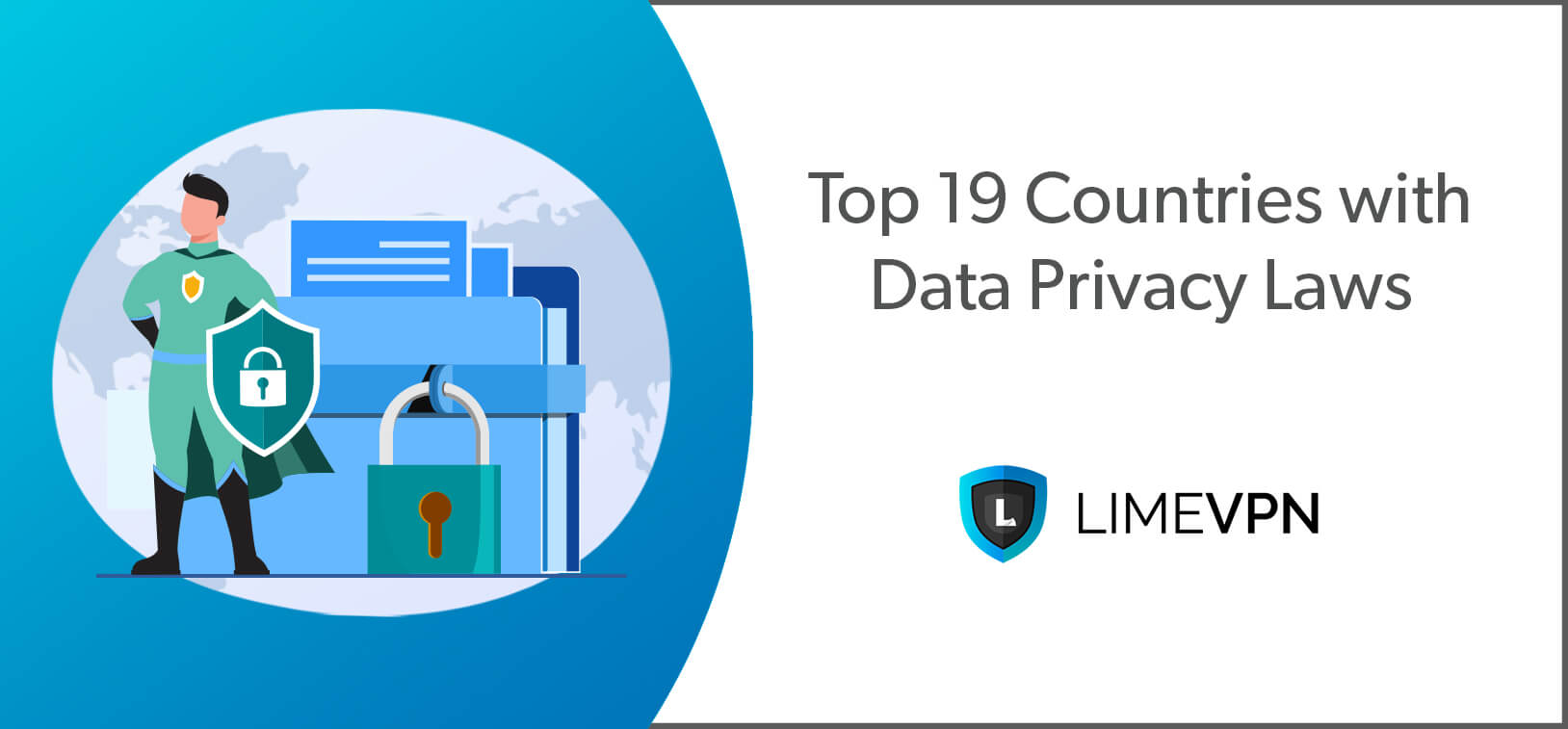 Top 19 Countries with Data Privacy Laws