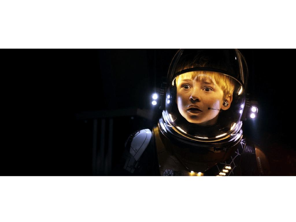 Lost in Space season 1