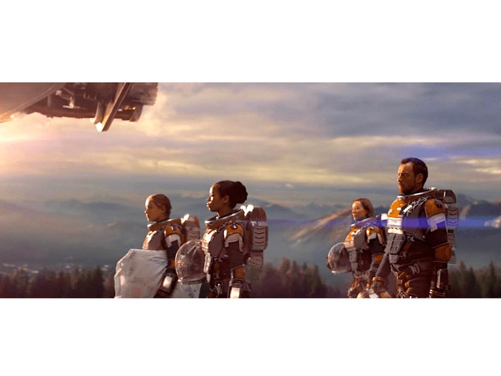 Lost in Space season 1 watch Online