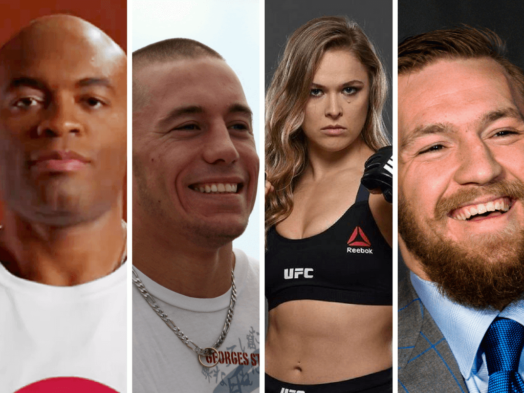 Fighters of UFC Championship