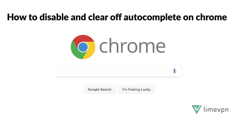 VPN Google Autofil