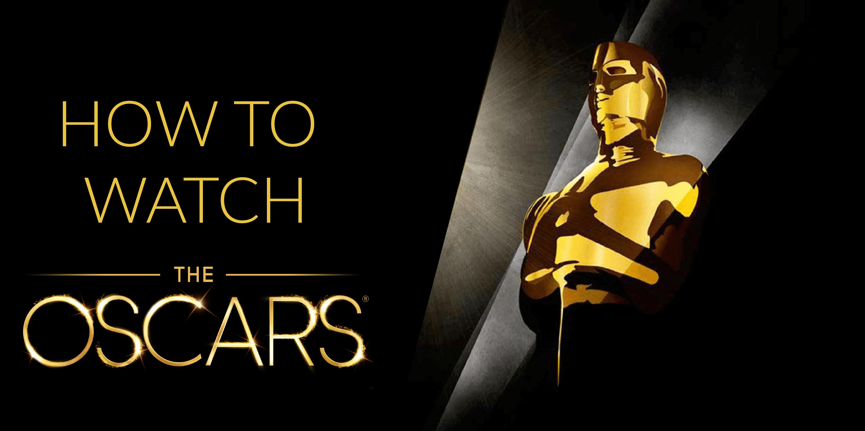 watch Oscars 2018