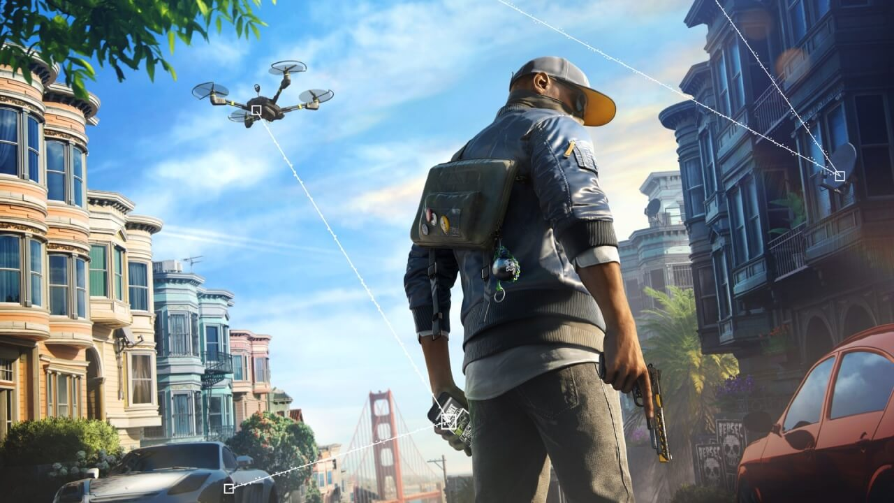 play watch dogs 2