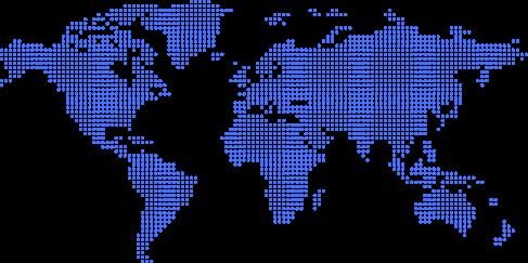 dotted worldmap 1