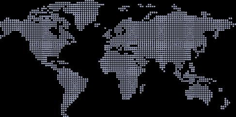 dotted worldmap 2