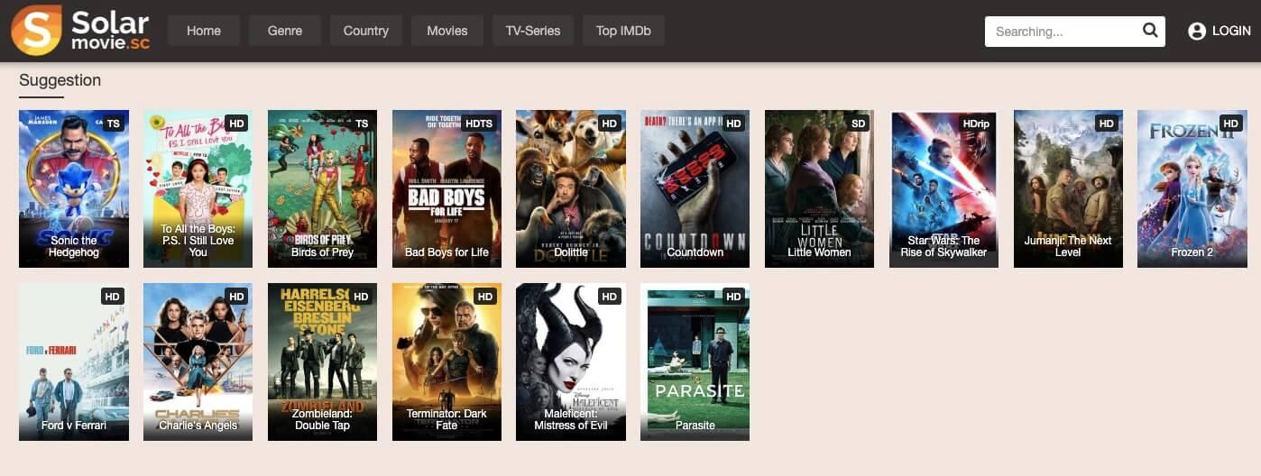 Putlocker Alternatives_solar movies