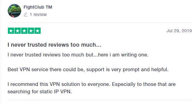 LimeVPN reviews