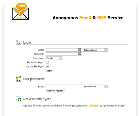 Secure Email_free email accounts