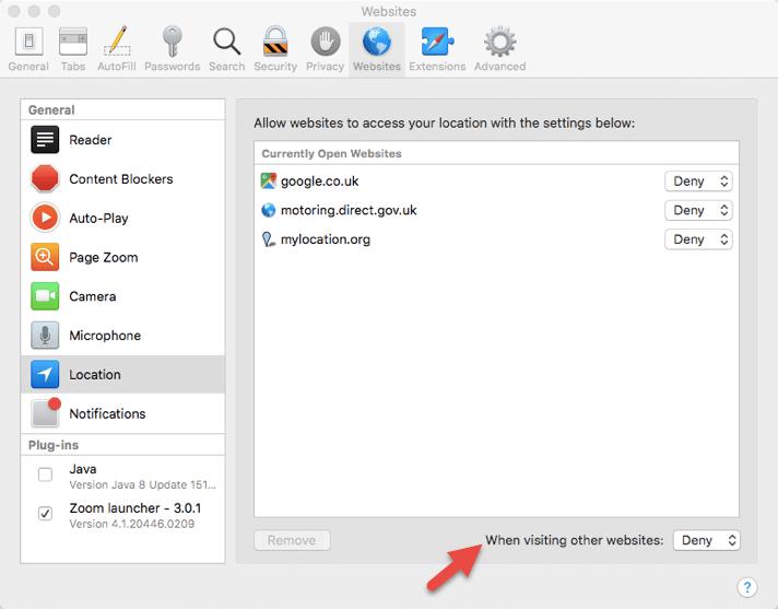 Safari (macOS)