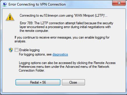 ChromeBook L2TP VPN Setup guide Step 1