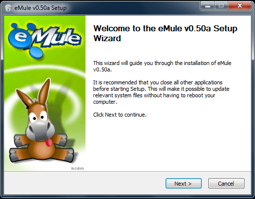 eMule with a LimeVPN Tutorial