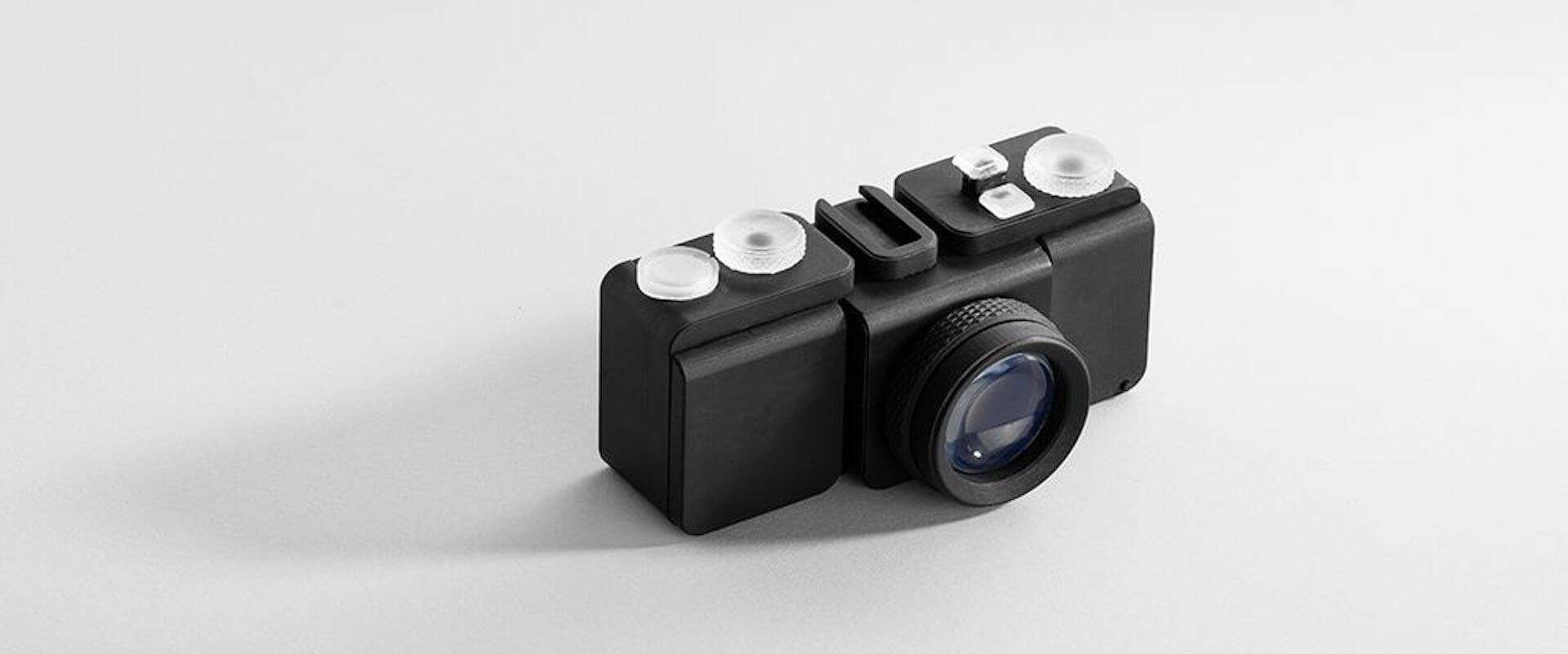 SLO: 3D Printed Camera
