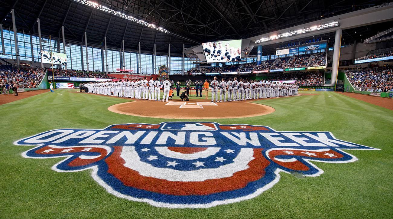 MLB 2018